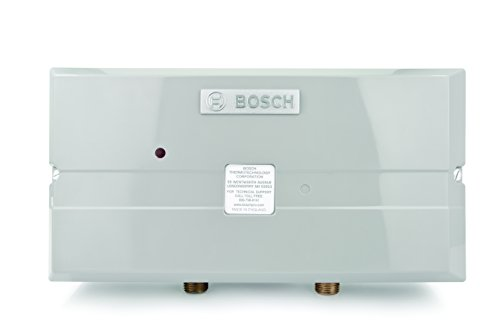 Bosch Electric Tankless Water Heater - Eliminate Time for Hot Water - Easy Installation, 9.5 kW - US9