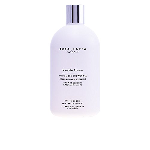 Acca Kappa White Moss Bath foam & Showergel 500ml