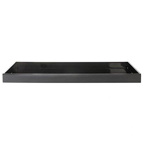 mojoo dänemark Lacktablett rechteckig XL, schwarz schwarz, kleine Kratzer Lassen Sich mit Autopolitur entfernen
