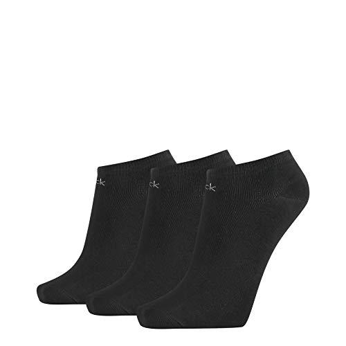 Liner-Socken mit Logo für Damen von CALVIN KLEIN - Schwarz - ONE SIZE