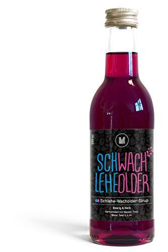 MUNDART® Schlehe-Wacholder-Sirup 250 ml
