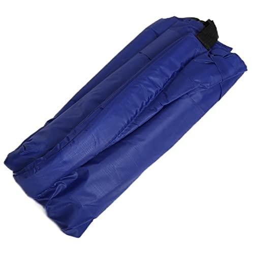 xiji Air Sofa, Divano Gonfiabile Resistenza allo Strappo con Tote Bag per Sandy Beach per Outdoor per Piscina