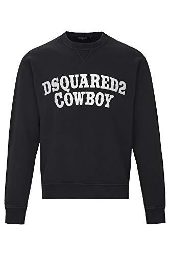DSquared Cowboy, Farbe:schwarz, Größe:M