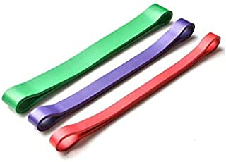 3PCS Resistance bands High Quality Yoga Latex Resistance bands Fitness Loop Rope Stretch band Crossfit Elastic Resistance ...