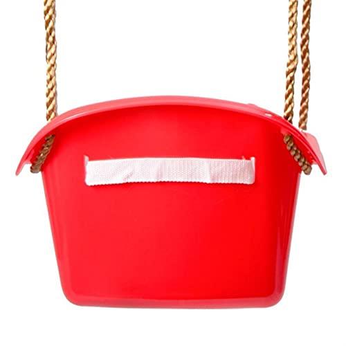 YYDMBH Columpios Swing de Swing de bajo Espalda de Espalda Interior y Silla de Swing Exterior