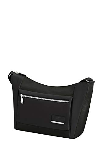 Samsonite Open Road Chic - Shoulder Bag M, 41 cm, Black