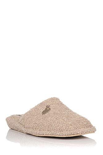 vul-ladi Zapatilla de casa algodón 100% ecológico