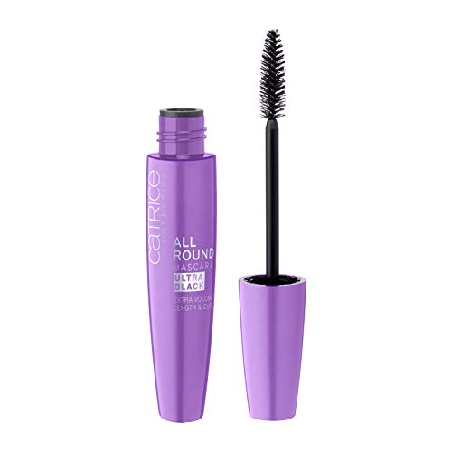 Catrice - Allround (Extra Volume, Length & Curl Mascara) 11 ml Ultra Black -