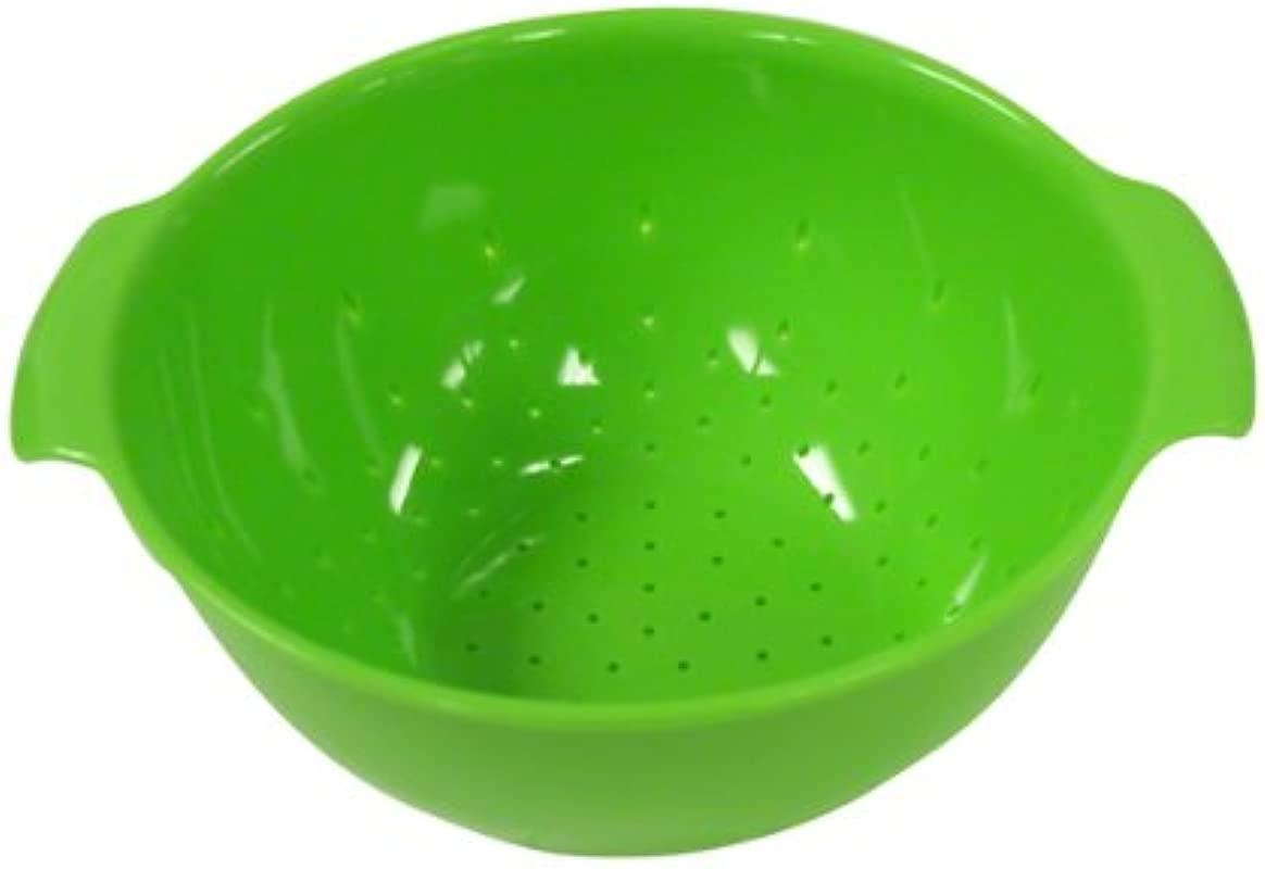 Norpro 2141G 8 Inch Colander Green