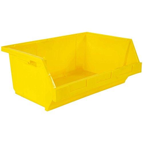 Novap - Bac a bec pick-in 45 litres - Jaune