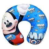 Mickey Mouse - Almohada de viaje para niños, vacaciones, co