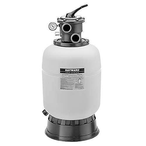 Hayward W3S166T1580S ProSeries Sand Filter 16 In., 1 HP System for Above-Ground Pools