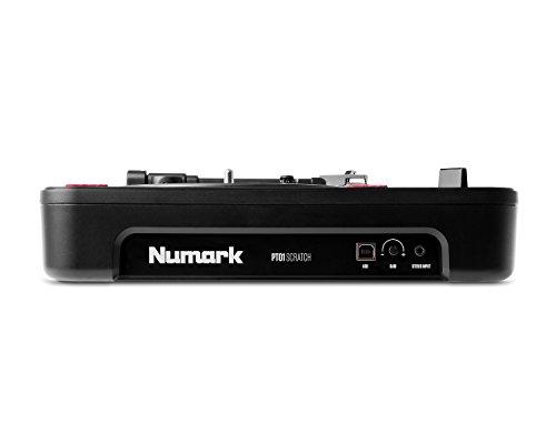 Numark PT01 | Tocadiscos portátil con interruptor integrado ...