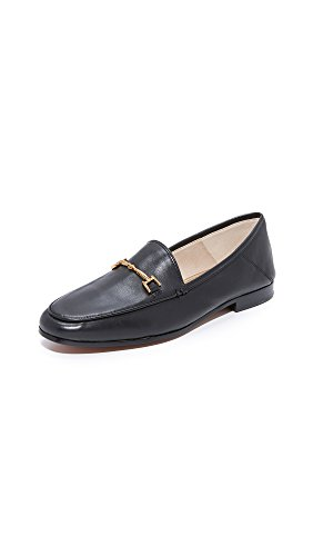 Sam Edelman Damen Loraine Slipper, Schwarz (Black Leather), 39 EU
