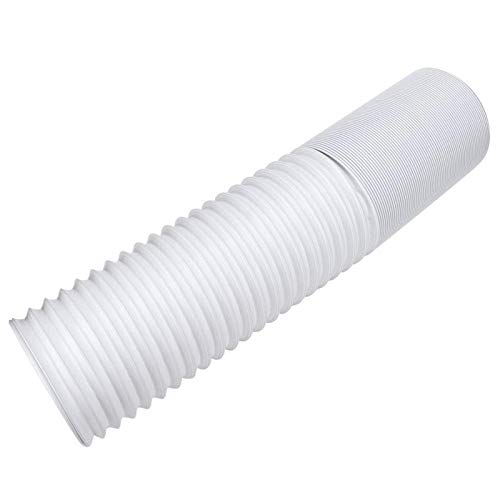 Parti di Ricambio per Tubo Flessibile di Scarico del condizionatore d'Aria Flessibile Universale Portatile del Tubo del condizionatore d'Aria(13cm*1.5M)