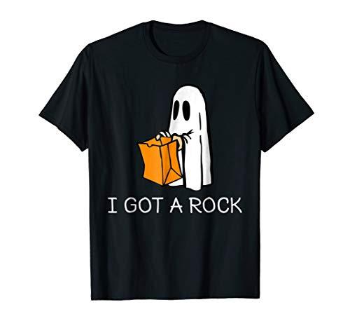 I Got A Rock Trick or Treat T-shirt