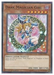 英語版(北米版) 茶 Dark Magician Girl(N)(1st)(ブラック・マジシャン・ガール)
