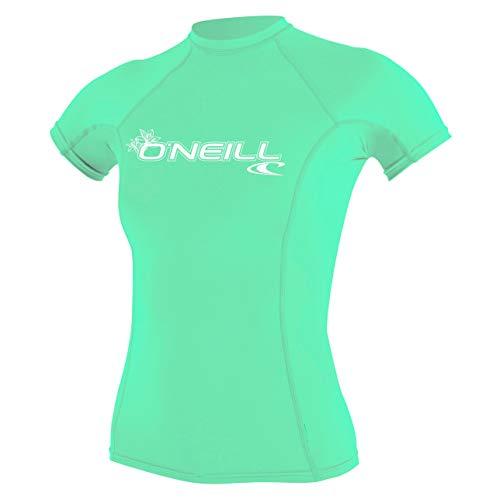 O'Neill Dames Wms Basic Skins Shirt met korte mouwen Rash Guard