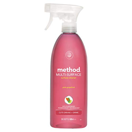 Method Multi Purpose Cleaner, Pink Grapefruit, 828 ml
