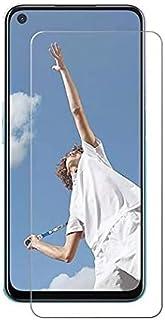 شاشة حماية من الزجاج المقوى لموبايل سامسونج جالاكسي A21S - شفافة من دلع موبايلك