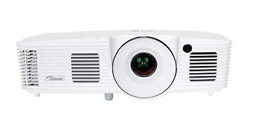 Optoma W402 DLP Projektor (WXGA, 4500 Lumen, 20.000:1 Kontrast, 3D, Zoom 1,2x)