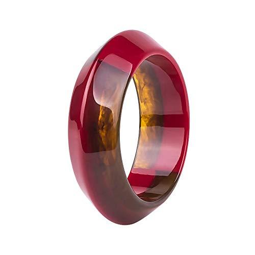 HMKLN Mode Multicolor Harz Armbänder & Armreifen