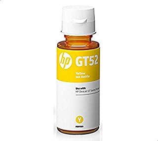 Hp Gt52 Yellow Ink Bottle - M0h56ae