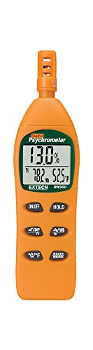 Extech RH300-NIST Humidity Meter with Dew Point and NIST