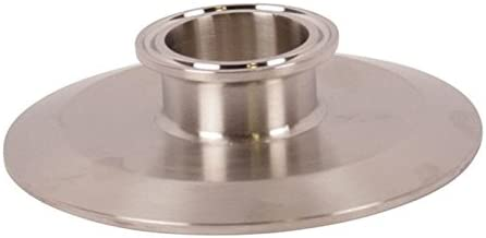 Glacier Tanks - Stainless Steel SS304 2 Pack Air Hose Quick Disconnect Industrial Tri Clamp 2 inch x 1//4 in