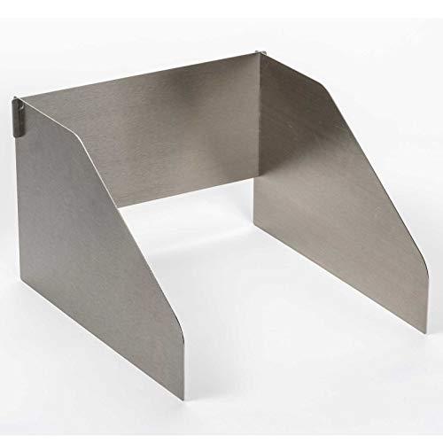 Sizzle Protection Wind und Spritzschutz Napoleon ROGUE – R425 und R365 SIB (R3) Infrarot Grill Seitenbrenner Sizzle Zone