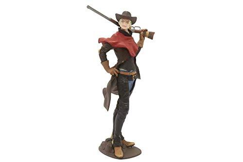 ymdmds High 23cm One Pieces Western Cowboy Sauron Sculpture Sculpture Modelo Artwork Anime