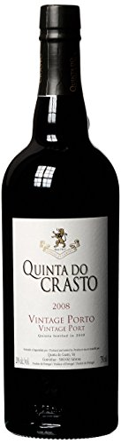 Quinta do Crasto Vintage Port 2008 Portwein (1 x 0.7 l)