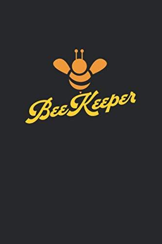 Imker Tagebuch: Das ultimative Tagebuch für alle Imker und Bienenzüchter I 4in1 Tagebuch mit Bestandsbuch, Honig Journal, Stockkarten und für ... der Imkerei I 6x9 Format I Motiv: Beekeeper 6