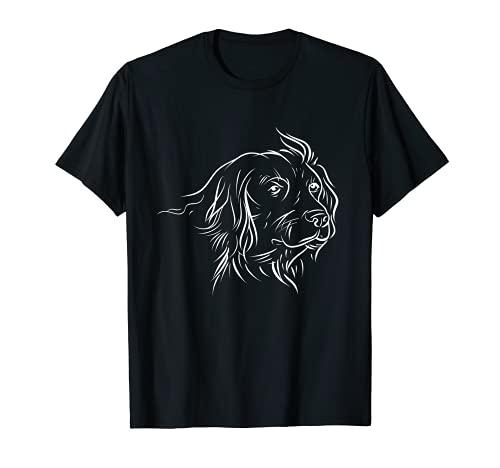 Race de chien Münsterländer Propriétaire Accessoires T-Shirt