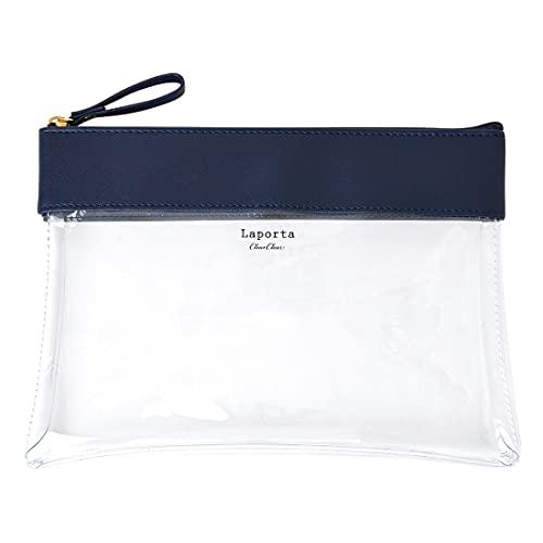 クリアペンケース B6 シンプル 透明 ペンケース 大容量 高校生 中学生 筆箱 女子 クリア ペンポーチ 透明ペンケース