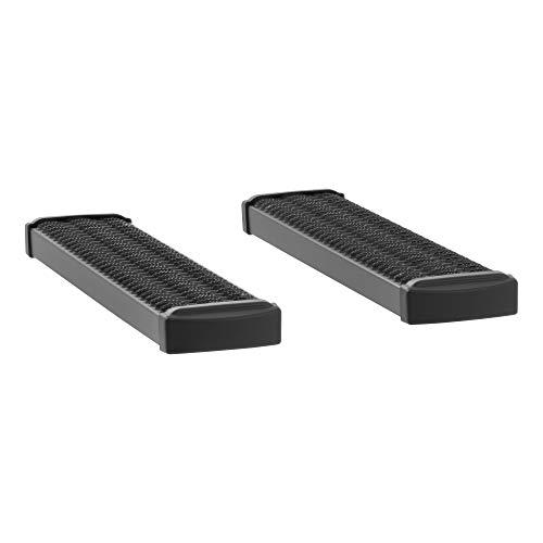 LUVERNE 415036-401471 Grip Step Black Aluminum 36-Inch Cargo Van Running Boards, Select Ram ProMaster 1500, 2500, 3500