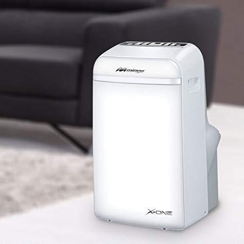 aire acondicionado con calor y frio de la marca Mirage