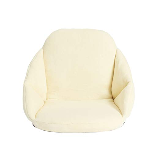 BLWX LY Japanese Cute Lazy Sofa Chair on Bed,foldable Tatami Meditation Seat for Kids...