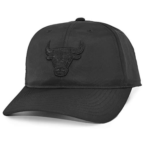 Mitchell & Ness NBA Combat Low Pro Chicago Bulls - Gorra de béisbol, color negro