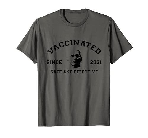 Dr Fauci Shirt, Fauci Fan Club T-Shirt Vaccinated Since 2021 T-Shirt