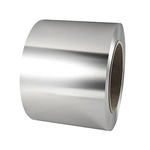 otutun 10 m Nickelband,Nickel Streifen 8mm*0.1mm,Blattstreifen Nickel Platten Band Akku Streifen Band für Batterie Schweißen Punktschweißgerät Batterie Schweißen