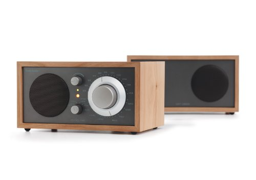 Tivoli 1021 Audio Model TWO Stereoradio-Set kirsch/taupe