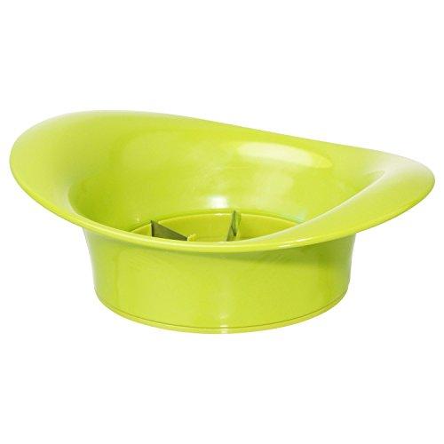 IKEA SPRITTA Apfelschneider, grün, 3 Stück