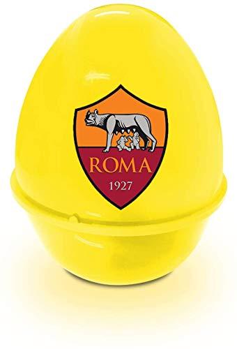 uova di pasqua roma UltràCart AS Roma Super Pasqualone Sorpresone Uovo di Pasqua Contenitore con Gadget