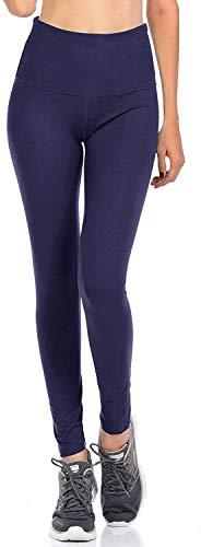 KTYXGKL Longitud Completa y Capri Leggings Yoga Cintura |Sólido Cepillado Ropa Interior térmica (Color : 17, Size : Large)