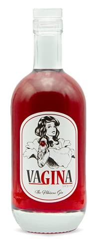 vaGINa - The Hibiscus Gin | 45% 0,7l | Aus echten Hibiskusblüten | Handcrafted in Deutschland