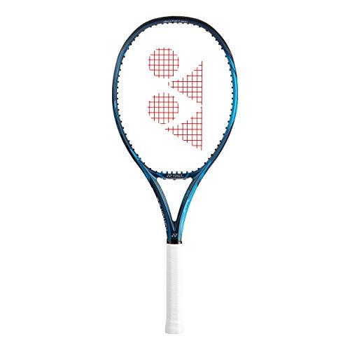 YONEX New Ezone 100 285G Encordado: No 285G Raquetas De Tenis Raquetas De Competición Azul Oscuro - Azul Claro 4