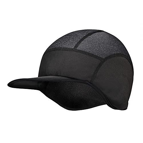 MiOYOOW Skull Cap Winter Hat, Thermal Cycling Caps, Windproof Bicycle Hat, Winter, Warm Bike Cap, Helmet Undercap for Bicycle Helmet, Ski Helmet, Climbing Helmet, Sports Hat - - Medium