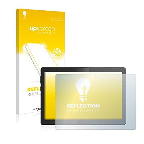 upscreen Entspiegelungs-Schutzfolie kompatibel mit Lenovo Tab M10 TB-X505F / TB-X505L – Anti-Reflex Bildschirmschutz-Folie Matt