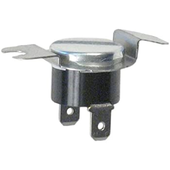 WE4M80 FOR GE CLOTHES DRYER HIGH LIMIT THERMOSTAT